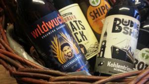 Das Bierland bietet einen perfekten Mix aus verschiedensten Biersorten.