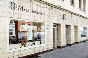 Der Musswessels Laden auf St. Pauli