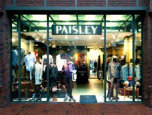 Paisley Hamburg