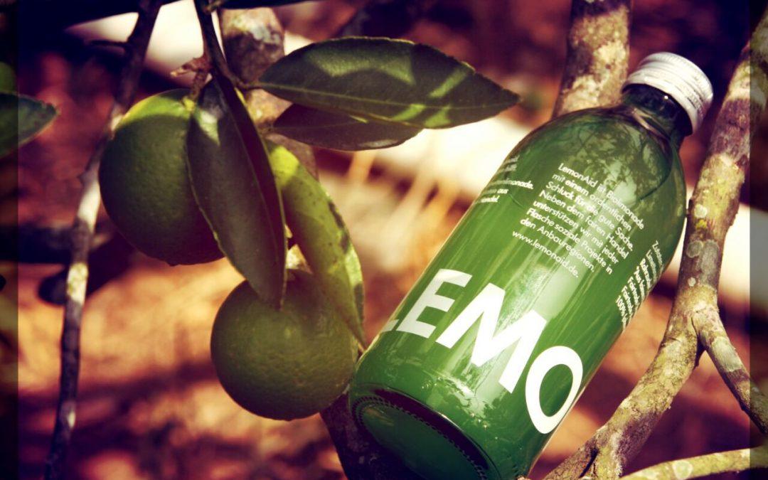 Fair, nachhaltig & gut: Ole von LEMONAID im Interview