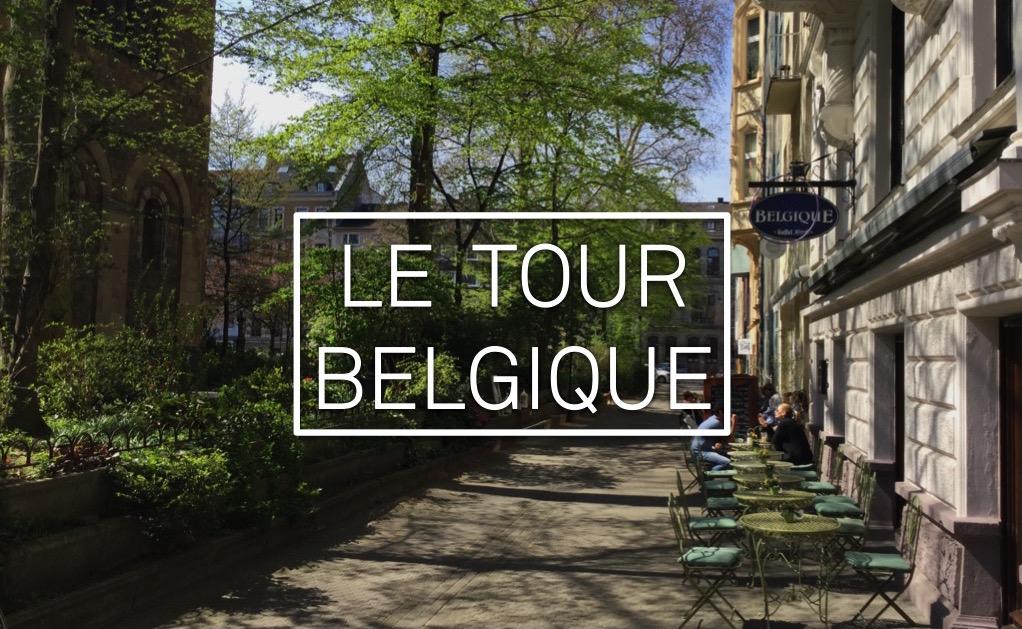 Event-Tipp: Le Tour Belgique 2016