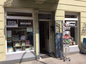 Strips and Stories Hamburg