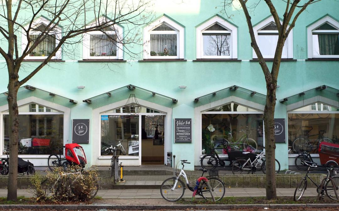 Hamburgs beste Fahrradläden