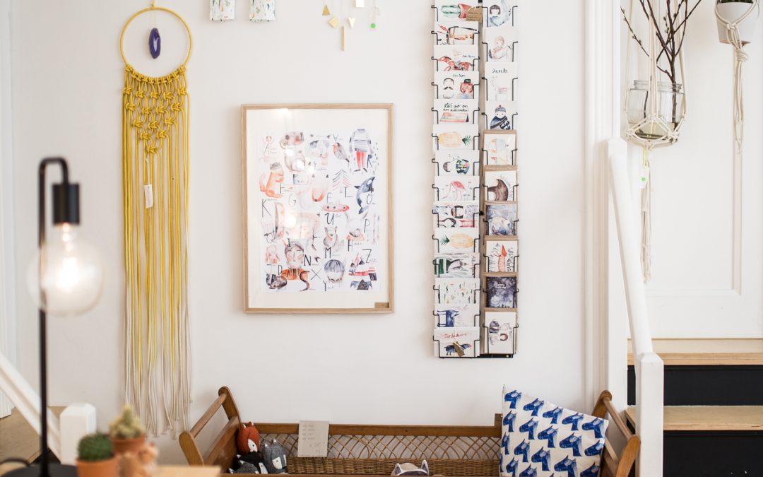 Die 7 besten Stores für junges Design in Berlin