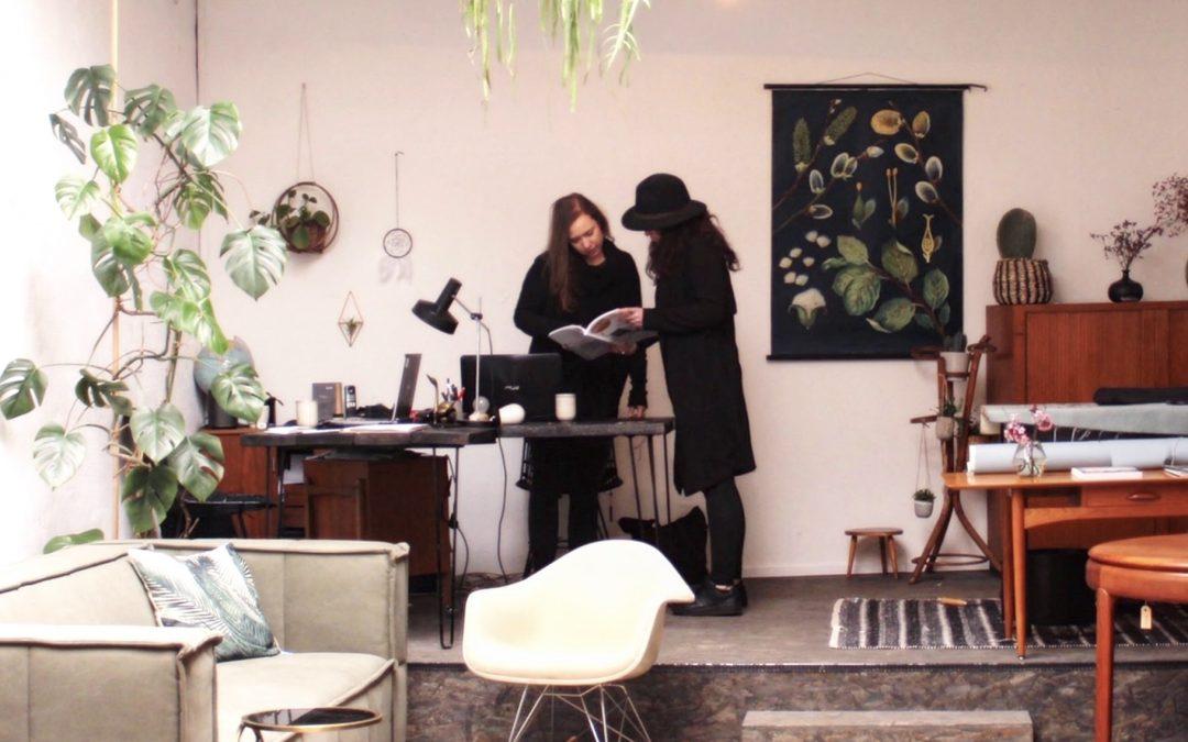 Aus Liebe zum Möbelstück | Ein Interview mit Lena & Mari von Mill Living