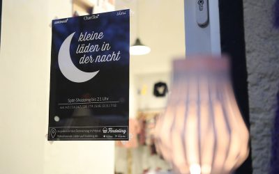 Kleine Läden in der Nacht | Local Late Night Shopping am 01. Juni in Hamburg