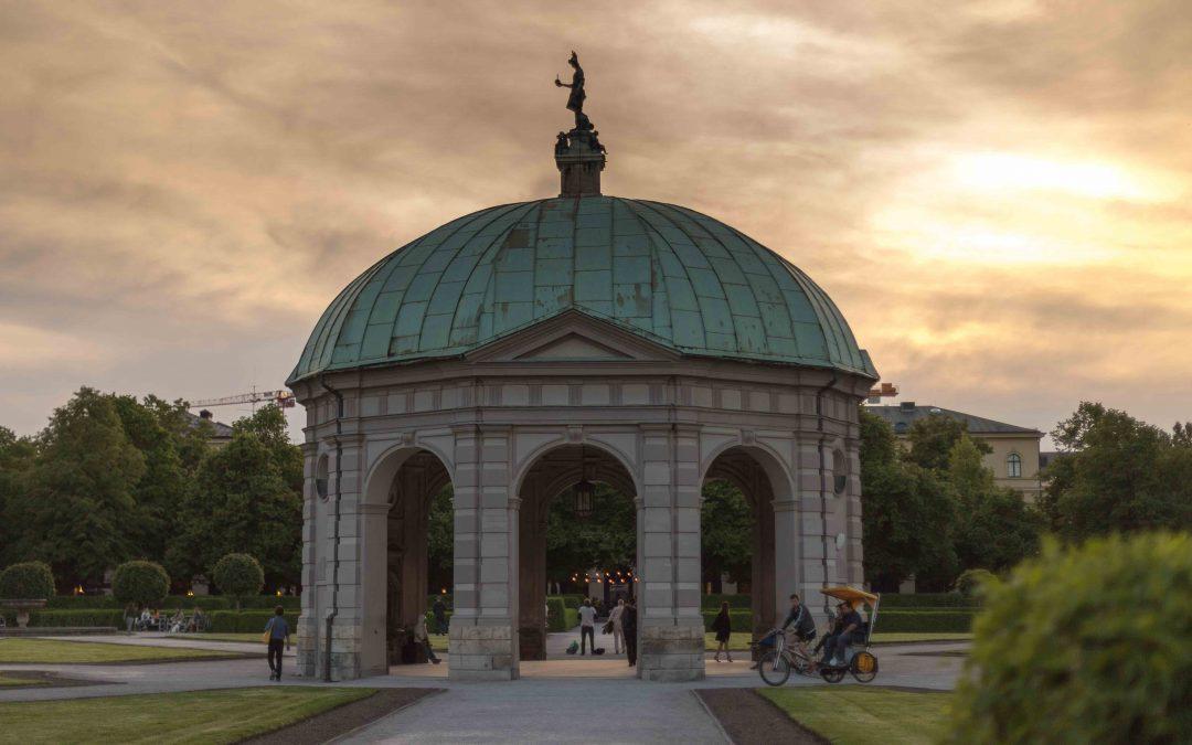 München ist …