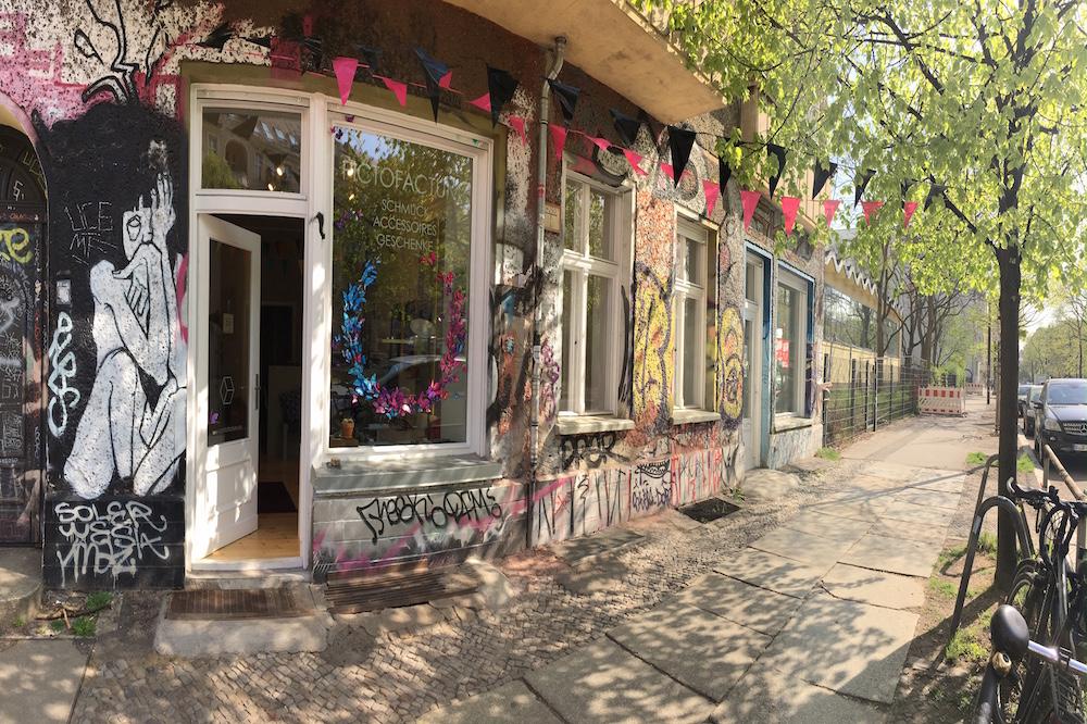Berlins beste Läden⎟Friedrichshain