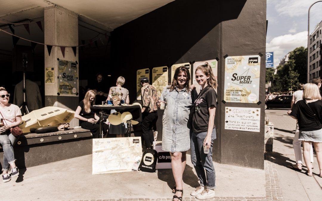 Der Super Markt – kreatives Jungdesign | Ein Interview mit Lena und Anna