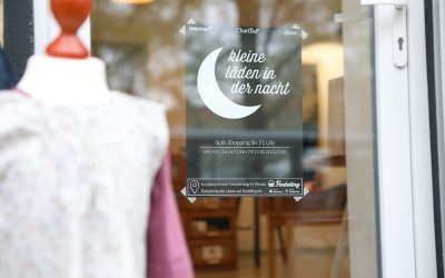 Kleine Läden in der Nacht | Local Late Night Shopping am 07. September