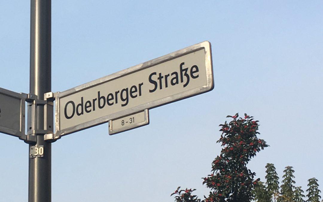 Eine Ode an die Oderberger