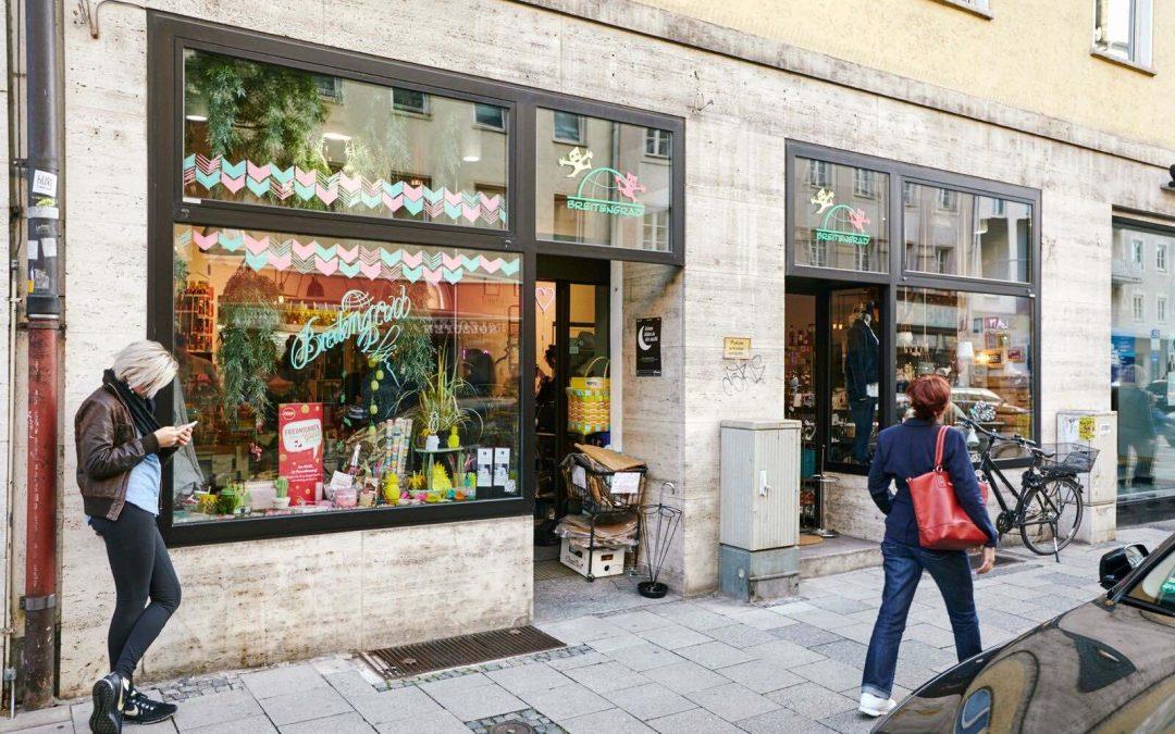 Seit über 20 Jahren in München: BREITENGRAD