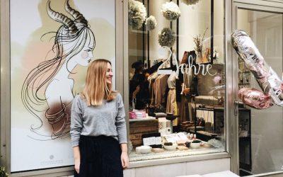 Happy Birthday: 2 Jahre Capricorn Store in der Reichenbachstraße