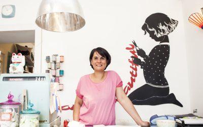 Pionierin der kleinen Läden: Sandra Dhingra im Interview